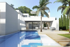 Buy exclusive luxury villa. Villamartin. Orihuela Costa.